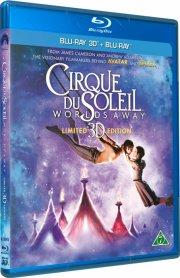 cirque de soleil - worlds away 3d - Blu-Ray