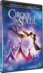 cirque de soleil - worlds away - DVD
