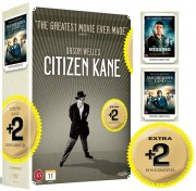 citizen kane / missing / van diemen's land - DVD