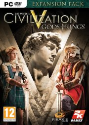 civilization v (5) expansion - gods and kings - PC
