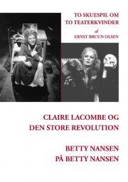 claire lacombe og den store revolution og betty nansen på betty nansen - bog