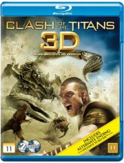 clash of the titans - 3d - Blu-Ray