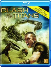 clash of the titans - Blu-Ray