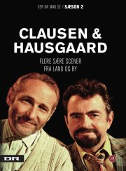 clausen og hausgaard - der kan man se - sæson 2 - DVD