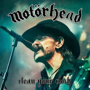 motorhead - clean your clock  - Cd+Dvd