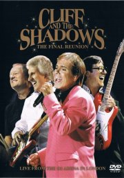 cliff richard and the shadows - the final reunion - DVD
