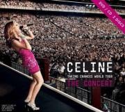céline dion - taking chances world tour - the concert  - CD+DVD