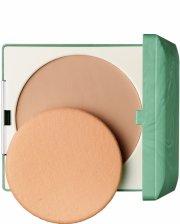 clinique pudder - double face makeup - 04 matte honey - Makeup
