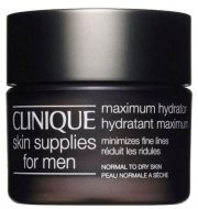 clinique - men maximum hydrator - ansigtscreme - 50 ml. - Hudpleje