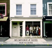 mumford and sons - sigh no more - cd