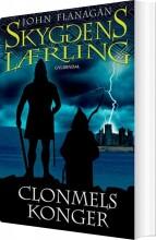 skyggens lærling 8 - clonmels konger - bog
