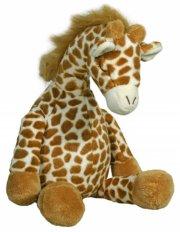 cloud b hjertelydsbamse - giraf / gentle giraffe - stor - Babylegetøj