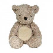 cloud b bamse bjørn - natlampe / vågelys + lyd - Babylegetøj