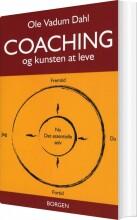 coaching - og kunsten at leve - bog