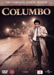 columbo - sæson 8 - DVD