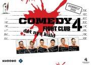 comedy fight club - det nye kuld - sæson 4 - DVD