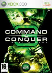 command and conquer 3: tiberium wars - xbox 360