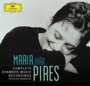 maria joão pires - complete chamber music recordings on dg  - 12Cd
