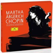 martha argerich - complete chopin recordings - cd