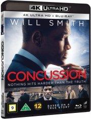 concussion - 4k Ultra HD Blu-Ray