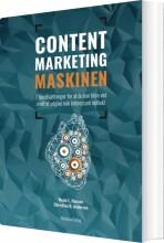content marketing maskinen - bog