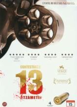 contestant 13 - DVD
