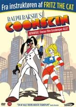 coonskin - DVD