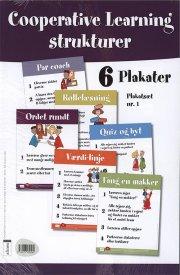 cooperative learning, plakat-sæt 1 - bog