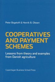 cooperatives and payment schemes - bog
