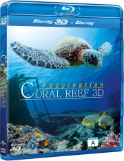 coral reef - 3d - Blu-Ray