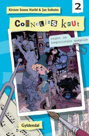 cornelius krut 2 - sagen om komponistens spøgelse - bog