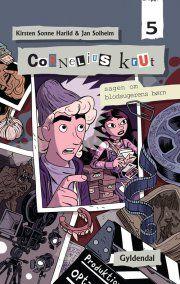 cornelius krut 5 - sagen om blodsugerens børn - bog
