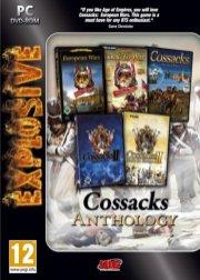 cossacks anthology - PC