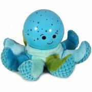 cloud b natlampe baby - octo softeez - blå - Til Boligen