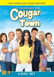 cougar town - sæson 3 - DVD