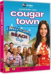 cougar town - sæson 4 - DVD