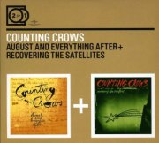 counting crows - 2 for 1: august & everything / recovering satellites [dobbelt-cd] - cd