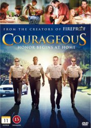 courageous - honor begins at home - DVD