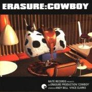erasure - cowboy - Vinyl / LP