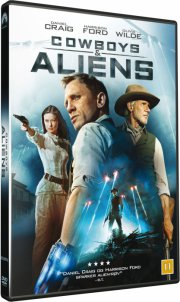 cowboys and aliens - DVD