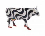 cow parade ko - paraiso tropical - stor - 28x18cm - Til Boligen