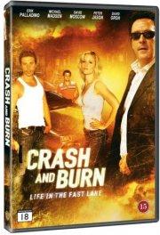 crash & burn - DVD