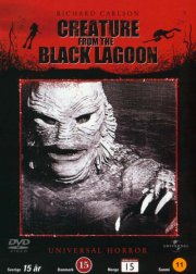 creature from the black lagoon - DVD