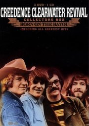 creedence clearwater revival collection  - 3-Dvd + 1-Cd