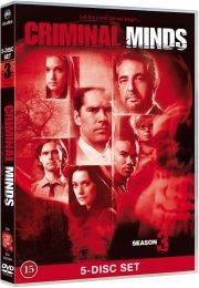 criminal minds - sæson 3 - DVD