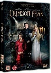 crimson peak - DVD