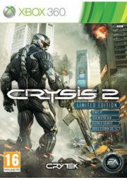 crysis 2 - limited edition - xbox 360
