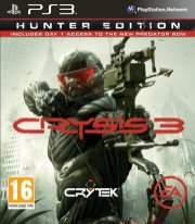 crysis 3 - limited hunter edition - dk - PS3