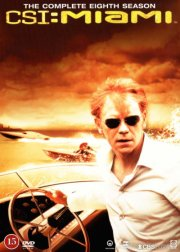 c.s.i. - miami - sæson 8 - DVD