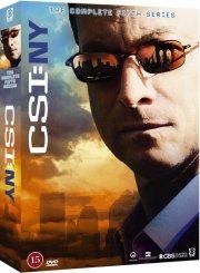 c.s.i. new york - sæson 5 - DVD